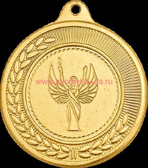 Медаль 3528-100 Валдайка д=40 мм