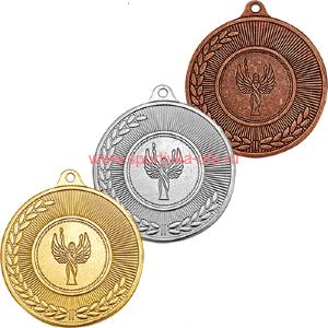 Комплект медалей 3528-100 Валдайка д=50 мм