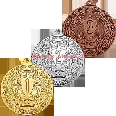 Комплект медалей 3529-100 Капша д=70 мм