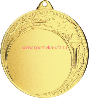 Медаль ММС3078 д=70 мм
