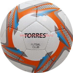 Мяч Torres Futsal Club F31884 р. 4