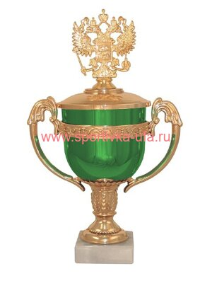 Кубок P096 зеленый