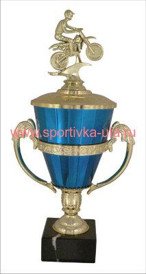 Кубок P002 синий