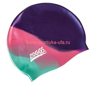 Шапочка Zoggs Multicolor