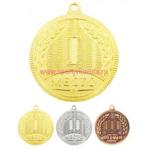 Медаль МДRUS523 д=50 мм