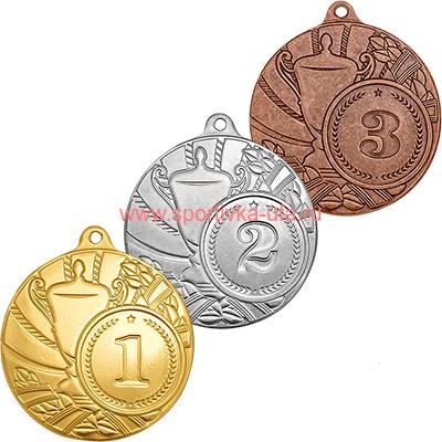 Комплект медалей 3524-100 Кокша д=50 мм