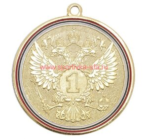 Медаль МДRUS532 д=50 мм