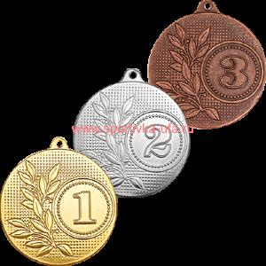 Комплект медалей 3525-100 Вилга д=50 мм