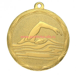 Комплект медалей MZ70 плавание д=50 мм