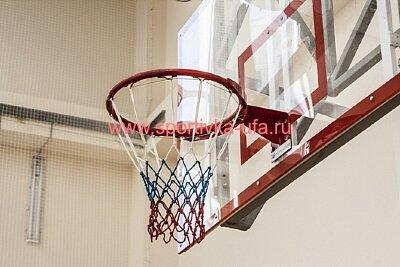 Сетка баскетбольная (триколор) 090345