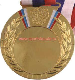 Медаль МДRUS80 д=80 мм