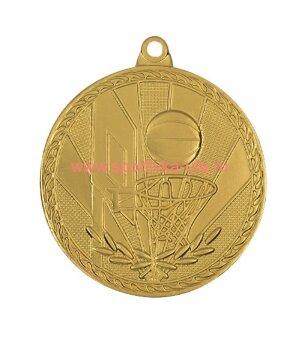 Комплект медалей MV03 баскетбол д=50 мм