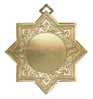 Медаль МДRUS545 д=45 мм