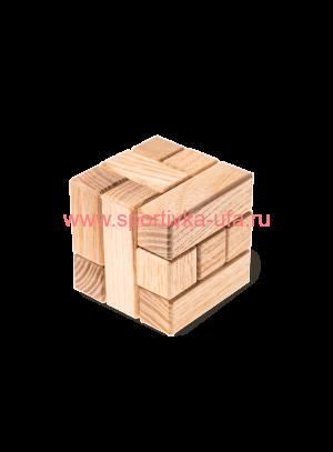 Пазл-головоломка Куб (6 деталей)