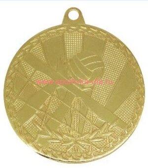 Комплект медалей MV17 волейбол д=50 мм