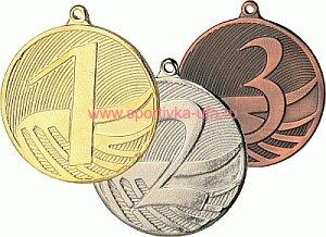 Комплект медалей МД1291/2/3 д=50 мм