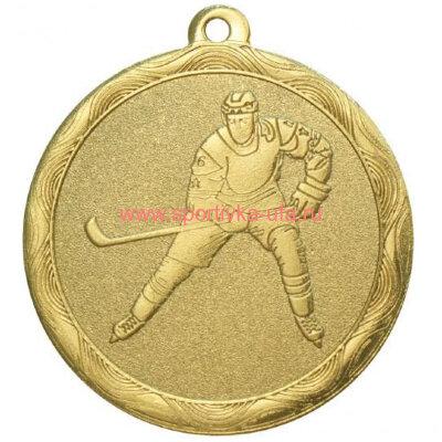 Комплект медалей MZ74 (MZ14) хоккей д=50 мм