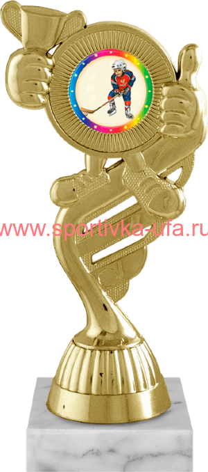 Награда 2117-007 Хоккей 15 см