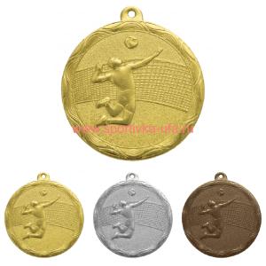 Комплект медалей MZ81 волейбол д=50 мм