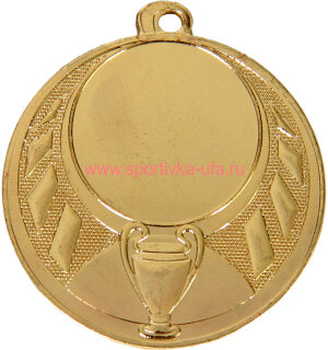 Медаль ММС453 д=45 мм