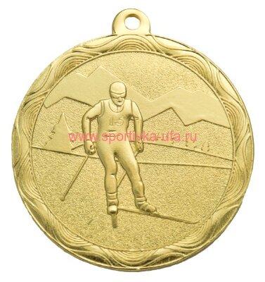 Комплект медалей MZ82 лыжи д=50 мм