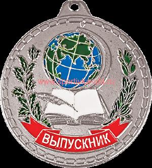 Медаль 3306-200 Выпускник д=50 мм