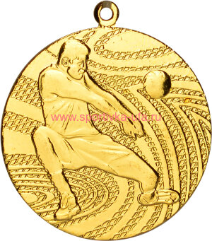 Комплект медалей ММС1540 волейбол д=40 мм