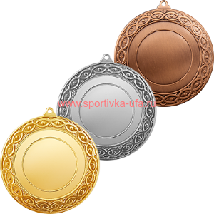 Медаль 3471-100 Кубена д=50 мм