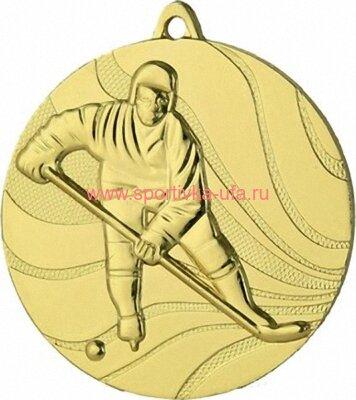 Комплект медалей ММС3250 хоккей д=50 мм