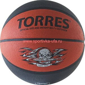 Мяч Torres Game Over B00117 р. 7
