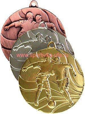 Комплект медалей ММС3650 футбол д=50 мм