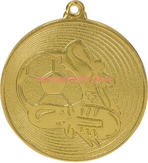 Комплект медалей ММС9750 футбол д=50 мм
