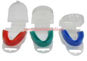 Капа F373 1-челюстная термопластик