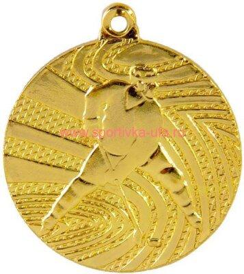 Комплект медалей ММА4012 хоккей д=40 мм
