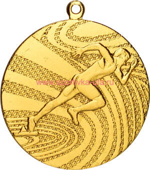 Комплект медалей ММС1740 бег д=40 мм