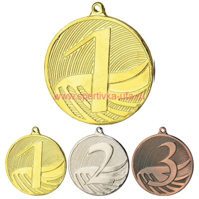 Комплект медалей МД1291 д=70 мм