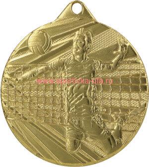 Комплект медалей МЕ008 волейбол д=50 мм