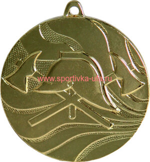 Комплект медалей ММС3950 пожарный д=50 мм