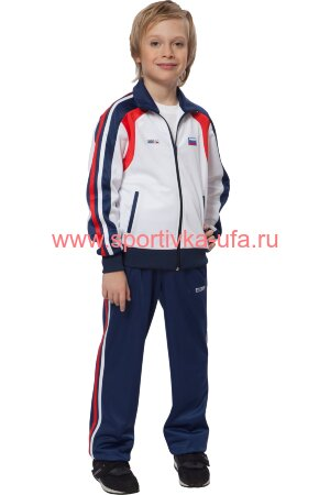 Костюм 10C-00-459 белый