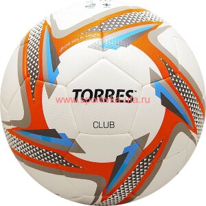 Мяч Torres Club F31835 р. 5